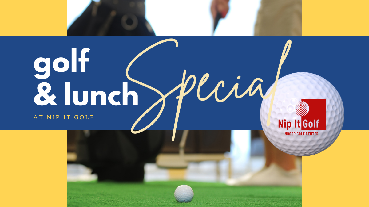 Golf & Lunch Special