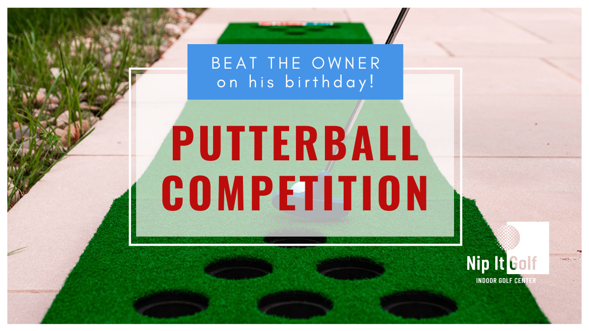Putterball Competition