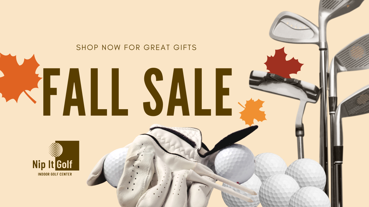 Great Savings at our Fall Sale